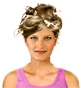 Hairstyle [537] - wedding, bridal