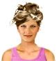 Hairstyle [537] - wedding, bridal