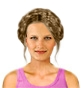 Hairstyle [9740] - party and glamorous