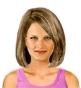 Hairstyle [2381] - everyday woman, medium hair straight