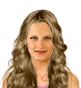Hairstyle [3758] - everyday woman, long hair wavy
