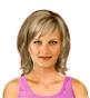 Hairstyle [2407] - everyday woman, medium hair wavy