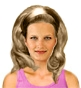Hairstyle [2598] - party and glamorous