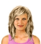 Hairstyle [310] - everyday woman, medium hair wavy