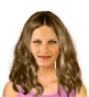 Hairstyle [8603] - everyday woman, long hair straight