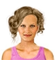 Hairstyle [3633] - everyday woman, medium hair wavy