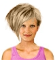 Hairstyle [1536] - everyday woman, medium hair straight