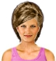 Hairstyle [2562] - party and glamorous