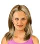 Hairstyle [2256] - everyday woman, medium hair straight