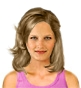 Hairstyle [2041] - everyday woman, medium hair wavy