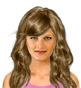 Hairstyle [2043] - everyday woman, long hair wavy