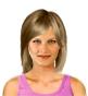 Hairstyle [8546] - everyday woman, medium hair straight