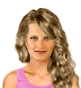 Hairstyle [1790] - everyday woman, long hair curly