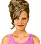 Hairstyle [5501] - party and glamorous