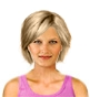 Hairstyle [1586] - everyday woman, short hair straight