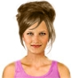 Hairstyle [7366] - party and glamorous