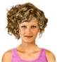 Hairstyle [2446] - everyday woman, medium hair curly