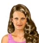 Hairstyle [2372] - everyday woman, long hair wavy