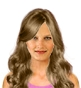Hairstyle [5172] - everyday woman, long hair wavy