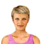 Hairstyle [3676] - everyday woman, short hair straight