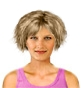 Hairstyle [1236] - everyday woman, short hair wavy