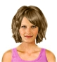 Hairstyle [8381] - everyday woman, medium hair straight