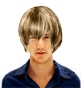 Hairstyle [218] - man hairstyle, long hair straight