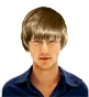 Hairstyle [223] - man hairstyle, long hair straight