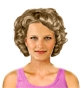 Hairstyle [2028] - everyday woman, short hair curly