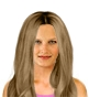 Hairstyle [8521] - everyday woman, long hair straight