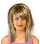 Hairstyle [3617] - everyday woman, medium hair straight