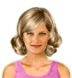 Hairstyle [1585] - everyday woman, medium hair wavy