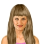 Hairstyle [8661] - everyday woman, long hair straight