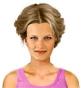 Hairstyle [8680] - everyday woman, medium hair straight