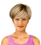 Hairstyle [2430] - everyday woman, short hair straight
