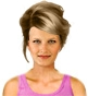 Hairstyle [9236] - party and glamorous
