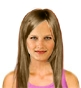 Hairstyle [2373] - everyday woman, long hair straight