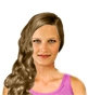 Hairstyle [7638] - party and glamorous