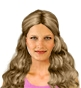 Hairstyle [5898] - everyday woman, long hair curly