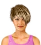Hairstyle [4557] - everyday woman, short hair straight