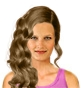 Hairstyle [8383] - everyday woman, long hair wavy