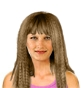 Hairstyle [5692] - everyday woman, long hair straight