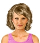 Hairstyle [2029] - everyday woman, short hair wavy