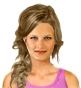 Hairstyle [8587] - everyday woman, long hair straight