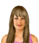 Hairstyle [6081] - everyday woman, long hair straight