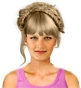 Hairstyle [7949] - party and glamorous
