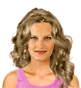 Hairstyle [1546] - everyday woman, medium hair wavy