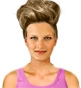 Hairstyle [7988] - party and glamorous