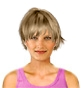 Hairstyle [3881] - everyday woman, short hair straight