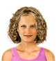 Hairstyle [2205] - everyday woman, short hair curly